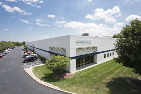 ARMOR USA building new expansion